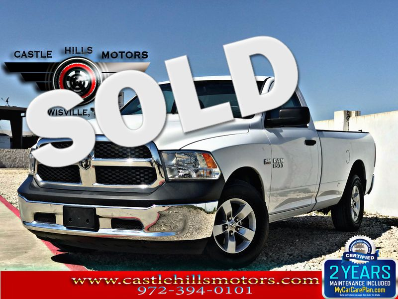 2014 Ram 1500 Tradesman   Lewisville, Texas   Castle Hills Motors in Lewisville Texas