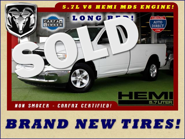 2014 Ram 1500 Reg Cab Long Bed RWD - BRAND NEW TIRES! Mooresville , NC 0
