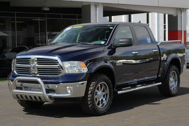 2014 Ram 1500 Big Horn Crew Cab 4x4 - LIFTED - LOT$ OF EXTRA$! Mooresville , NC 22