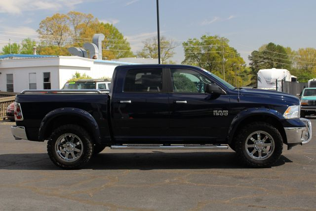 2014 Ram 1500 Big Horn Crew Cab 4x4 - LIFTED - LOT$ OF EXTRA$! Mooresville , NC 12