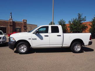 2014 Ram 1500 Tradesman Pampa, Texas 1