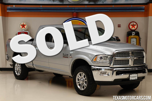 2014 Ram 2500 Laramie This Carfax 1-Owner 2014 Ram 2500 Laramie is in great shape with only 72 89