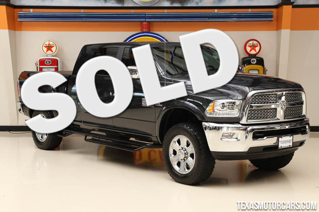 2014 Ram 2500 Laramie This Carfax 1-Owner 2014 Ram 2500 Laramie is in great shape with only 23 08