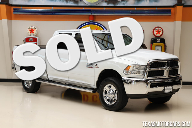2014 Ram 2500 Tradesman This Carfax 1-Owner 2014 Ram 2500 Tradesman is in great shape with only 37