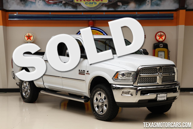 2014 Ram 2500 Laramie This Carfax 1-Owner 2014 Ram 2500 Laramie is in great shape with only 115 2