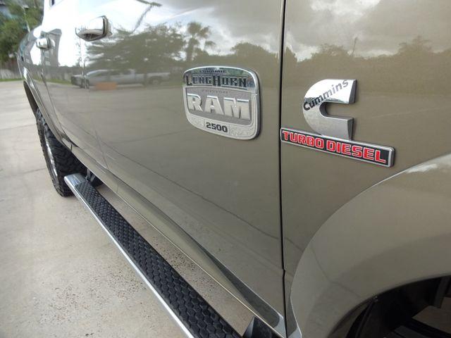 2014 Ram 2500 Longhorn Laramie 6.7L Cummins Corpus Christi, Texas 9