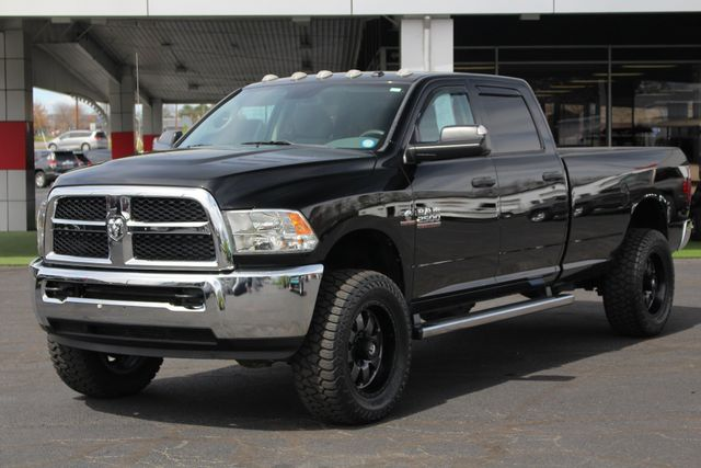 2014 Ram 2500 Crew Cab Long Bed 4x4 - TRUE MANUAL SHIFT! Mooresville , NC 22