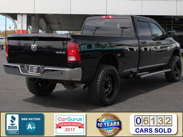 2014 Ram 2500 Crew Cab Long Bed 4x4 - TRUE MANUAL SHIFT! Mooresville , NC 2