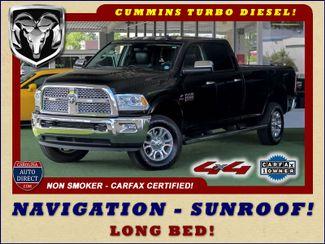 2014 Ram 2500 Laramie Crew Cab Long Box 4x4 - NAV - SUNROOF! Mooresville , NC