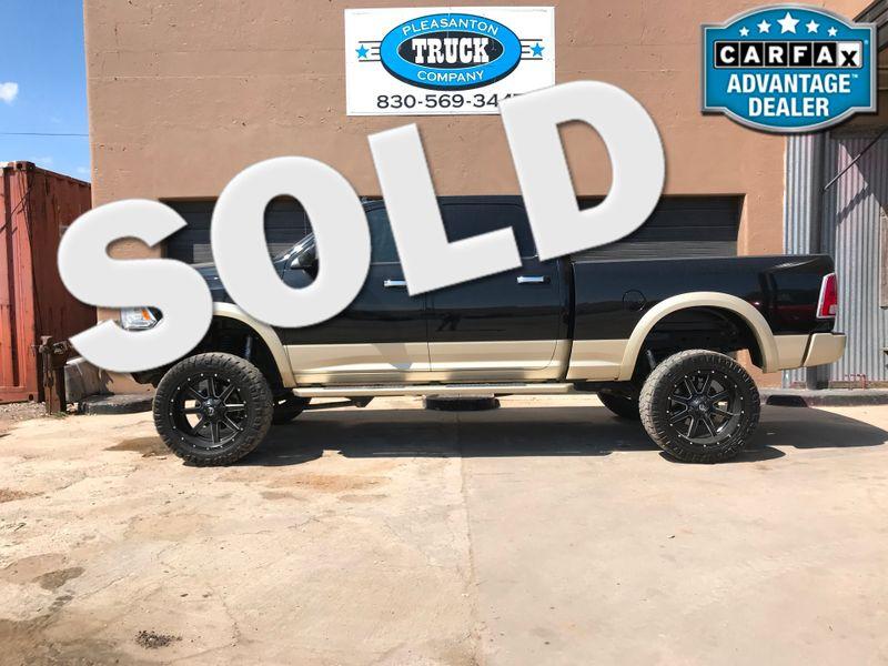 2014 Ram 2500 Longhorn   Pleasanton, TX   Pleasanton Truck Company in Pleasanton TX