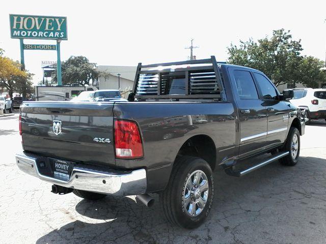 2014 Ram 2500 Lone Star 4x4 Diesel San Antonio, Texas 5