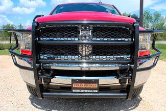2014 Ram 2500 SLT Crew Cab 4X4 6.7L Cummins Diesel 6 Speed Manual Sealy, Texas 13