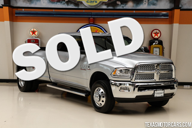 2014 Ram 3500 Laramie This Carfax 1-Owner 2014 Ram 3500 Laramie is in great shape with only 123 0