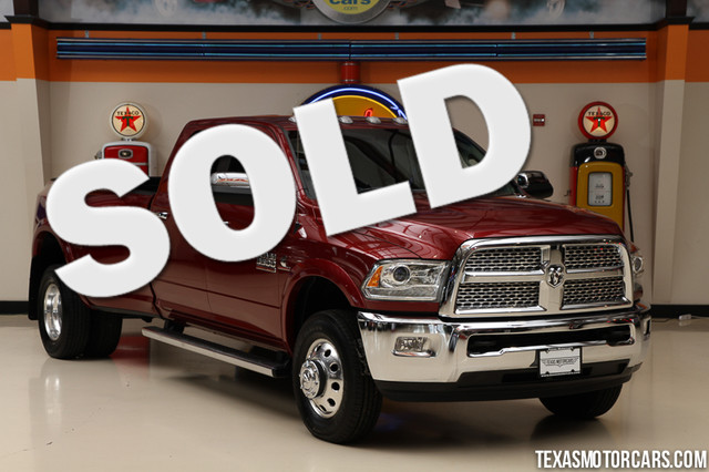 2014 Ram 3500 Laramie This 2014 Ram 3500 Laramie is in great shape with only 41 569 miles The 35