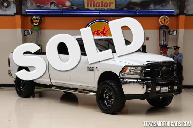 2014 Ram 3500 Tradesman This Carfax 1-Owner 2014 Ram 3500 4x4 Tradesman is a dependable profession