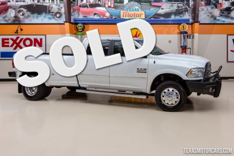 2014 Ram 3500 Laramie 4X4 Dually in Addison