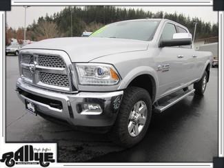 2014 Ram 3500 4WD 6.7L CUMMINS DIESEL Laramie CREW CAB LONGBOX *LOADED* Burlington, WA