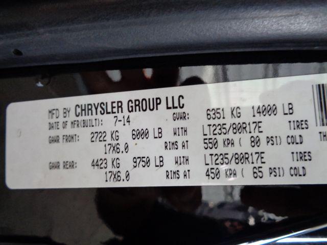 2014 Ram 3500 Tradesman Reg. Cab Dually Corpus Christi, Texas 34
