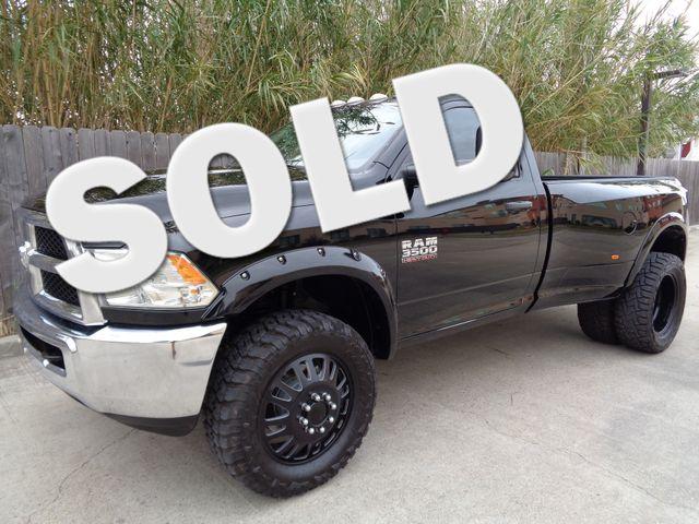 2014 Ram 3500 Tradesman Reg. Cab Dually Corpus Christi, Texas 0