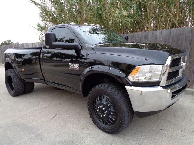 2014 Ram 3500 Tradesman Reg. Cab Dually Corpus Christi, Texas 1