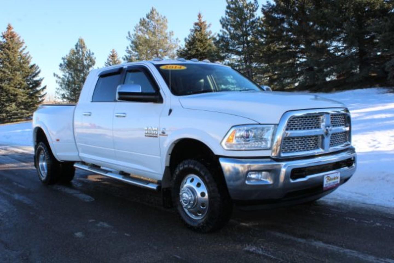 2014 Ram 3500 Laramie City Mt Bleskin Motor Company
