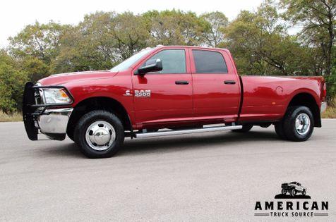 2014 Ram 3500 6 SPEED - 4X4 in Liberty Hill , TX