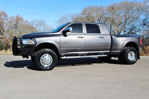 2014 Ram 3500 Laramie - Mega Cab - LOW MILES - 4x4 in Liberty Hill , TX