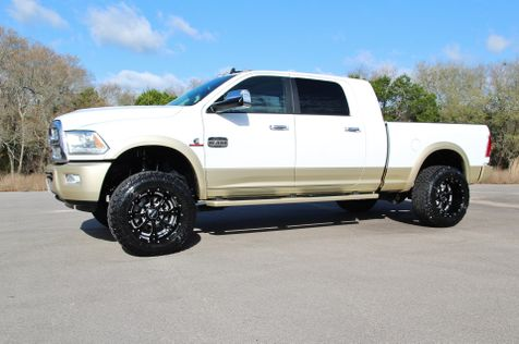 2014 Ram 3500 Longhorn - MEGA CAB - 4X4 - 1 OWNER in Liberty Hill , TX