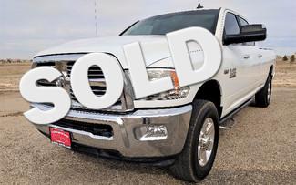2014 Ram 3500 in Lubbock Texas