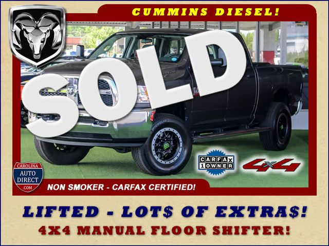 2014 Ram 3500 Crew Cab 4x4 - LIFTED - EXTRA$! Mooresville , NC 0