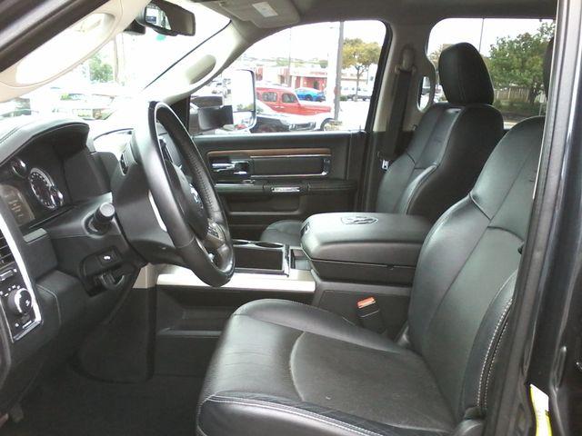 2014 Ram 3500 Laramie, Mega Cab Megacab Dually San Antonio, Texas 7