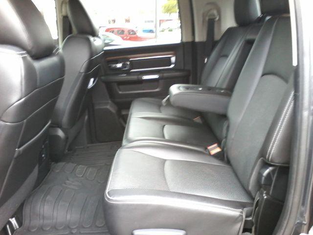 2014 Ram 3500 Laramie, Mega Cab Megacab Dually San Antonio, Texas 8