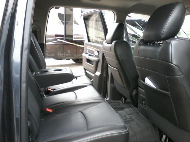 2014 Ram 3500 Laramie, Mega Cab Megacab Dually San Antonio, Texas 9