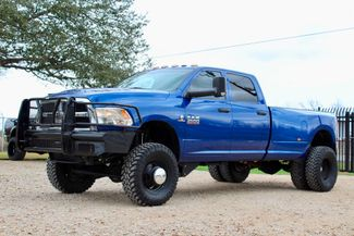 2014 Ram 3500 DRW Tradesman Crew Cab 4X4 6.7L Cummins Diesel Auto LIFTED Sealy, Texas 5