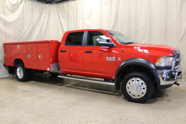 2014 Ram 5500 Utility Box SLT Roscoe, Illinois 0