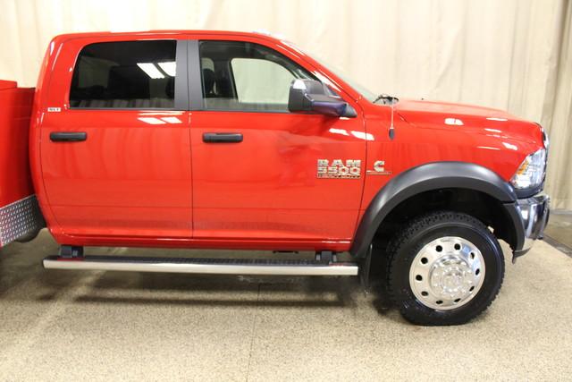 2014 Ram 5500 Utility Box SLT Roscoe, Illinois 1