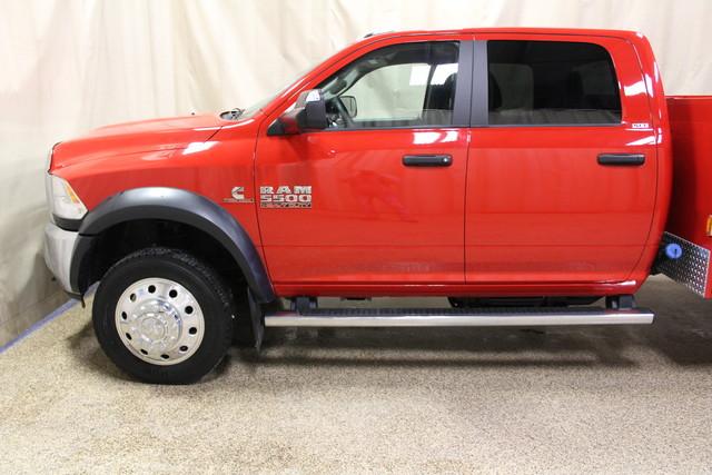 2014 Ram 5500 Utility Box SLT Roscoe, Illinois 6