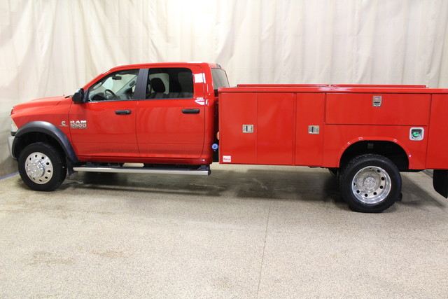 2014 Ram 5500 Utility Box SLT Roscoe, Illinois 7