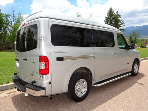 2014 Roadtrek N-6 Active w/Pop-up Roof Class B | Colorado Springs, CO | Golden's RV Sales in Colorado Springs, CO