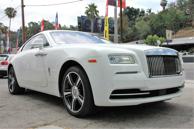 2014 Rolls-Royce Wraith Studio City, California 0
