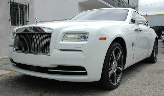 2014 Rolls-Royce Wraith Studio City, California 2