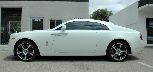 2014 Rolls-Royce Wraith Studio City, California 3