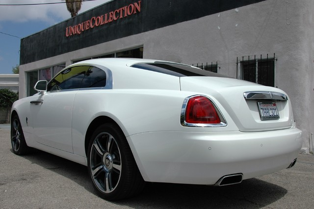 2014 Rolls-Royce Wraith Studio City, California 4