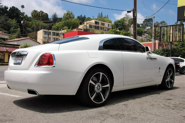 2014 Rolls-Royce Wraith Studio City, California 6