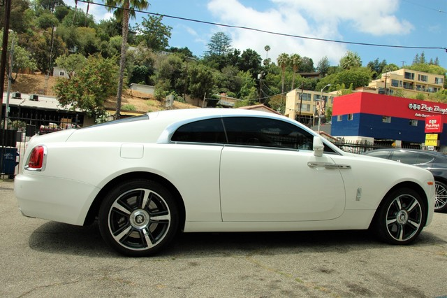 2014 Rolls-Royce Wraith Studio City, California 7