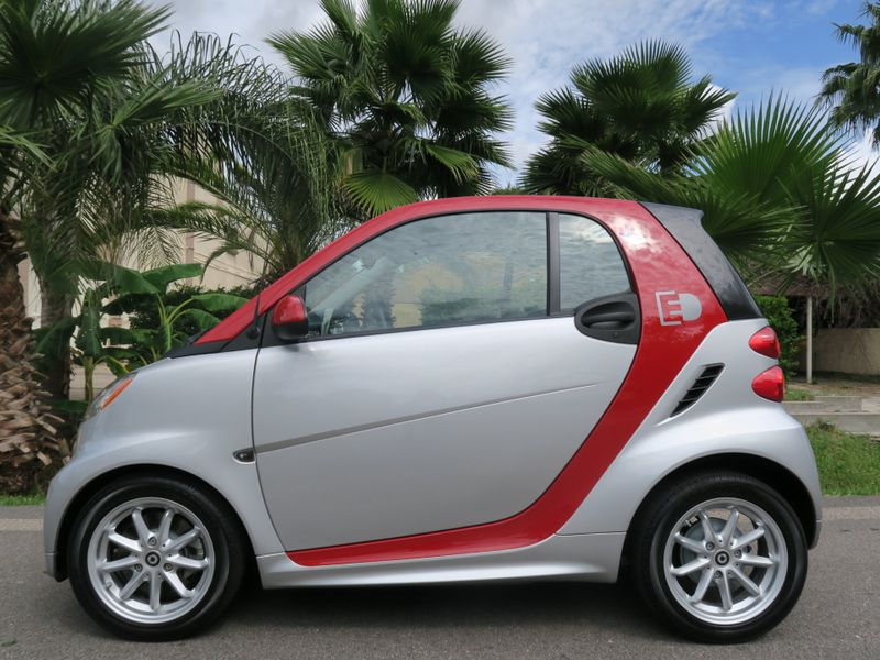 2014 Smart fortwo electric drive Passion in Houston Texas