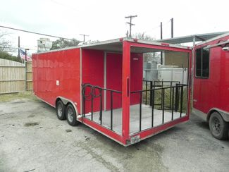 2014 South Ga Cargo FOOD TRAILER in New Braunfels, TX