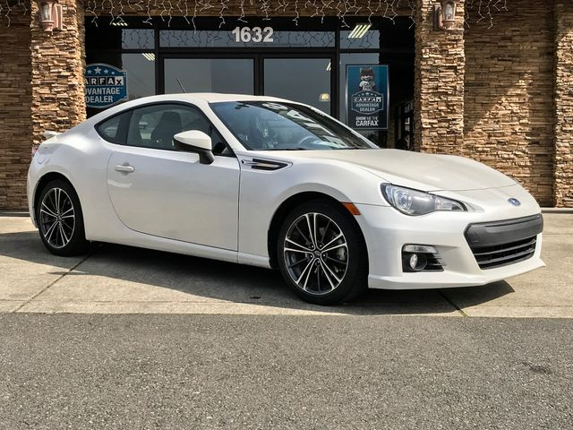 2014 Subaru BRZ Limited This vehicle is a CarFax certified one-owner used car Pre-owned vehicles