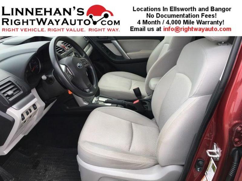 2014 Subaru Forester 25i Premium  in Bangor, ME