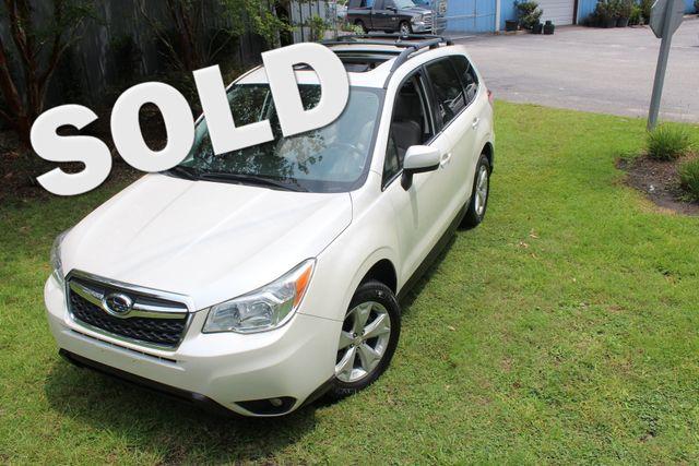 2014 Subaru Forester 2.5i Limited   Charleston, SC   Charleston Auto Sales in Charleston SC